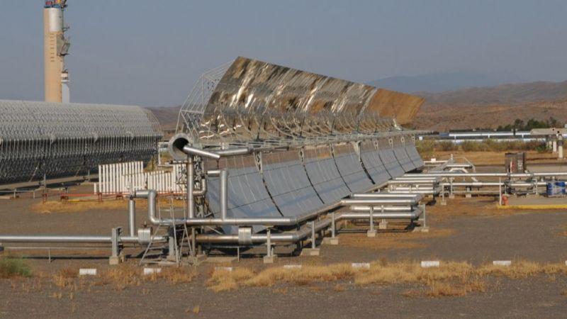 PROMETO-Testanlage auf der Plataforma Solar de Almeria