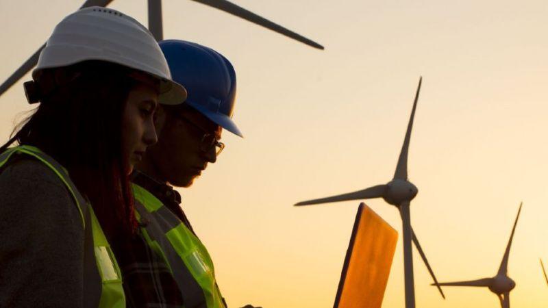 Symbolbild - Windenergieanlagen digital erproben