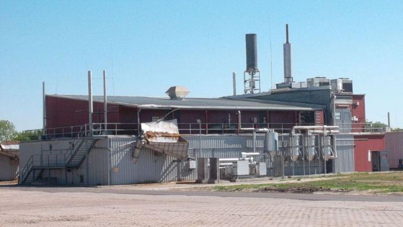 Biogasanlage in Baasdorf, Sachsen-Anhalt