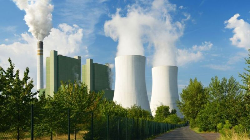 Thermisches Kraftwerk