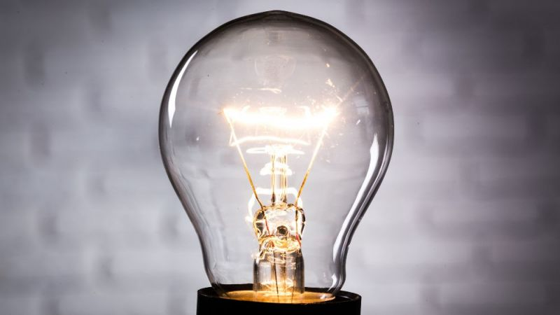 Symbolfoto Glühbirne