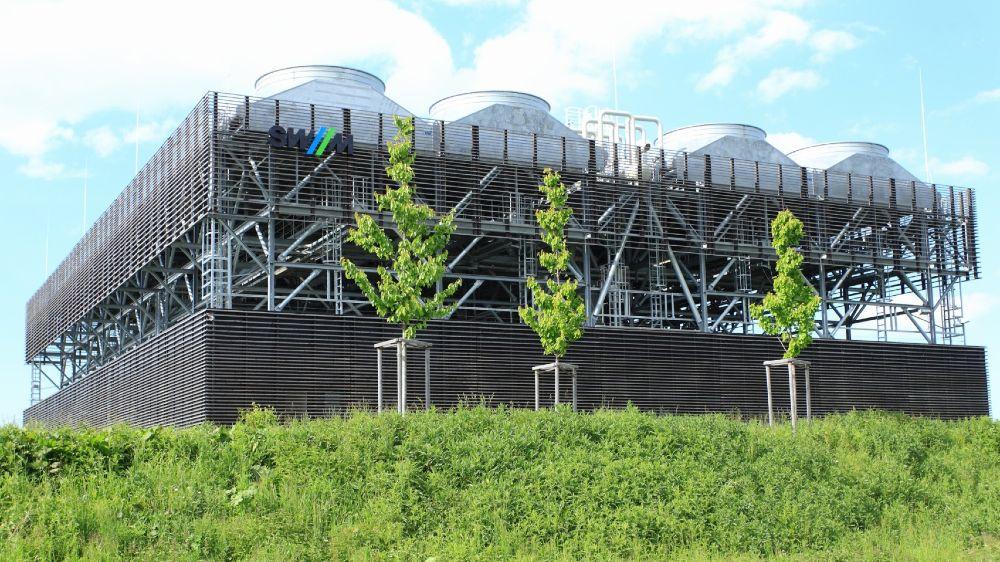 Neben Heizwärme wird im geothermischen Heizkraftwerk Sauerlach auch Strom für 16.000 Haushalte produziert.