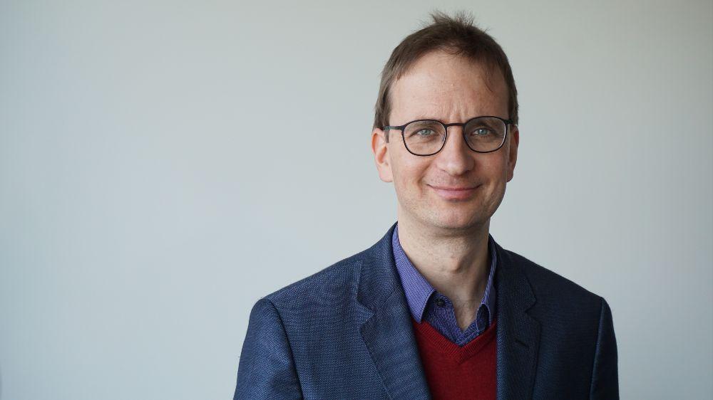 Portraitfoto Dr. Marcel Wiggert
