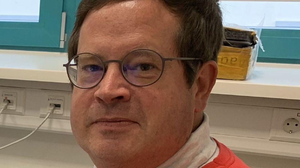 Portraitfoto Dr. Thomas Pernau