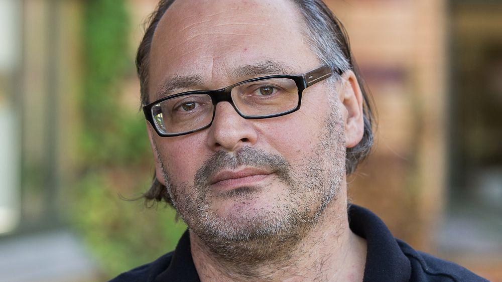 Portraitfoto Dr. Fritz Reusswig